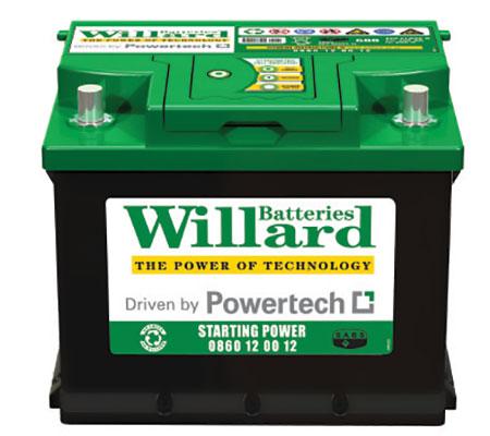 Willard Car Battery