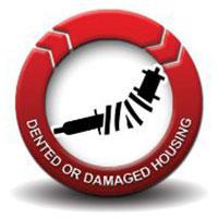 Shock - Dented / Damaged Housing