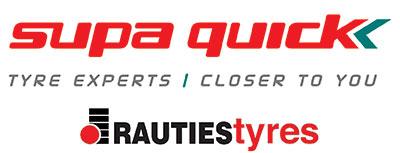 Rauties Tyres t/a SupaQuick Bryanston